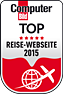 Computerbild Top Reise-WebSite 2015